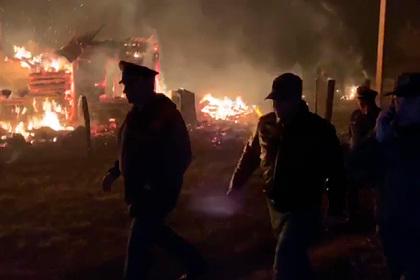 Число пострадавших при взрыве боеприпасов под Рязанью снова выросло