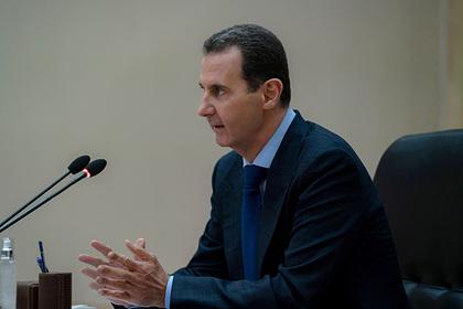 Асад счел неэффективным сотрудничество России и Турции в Идлибе
