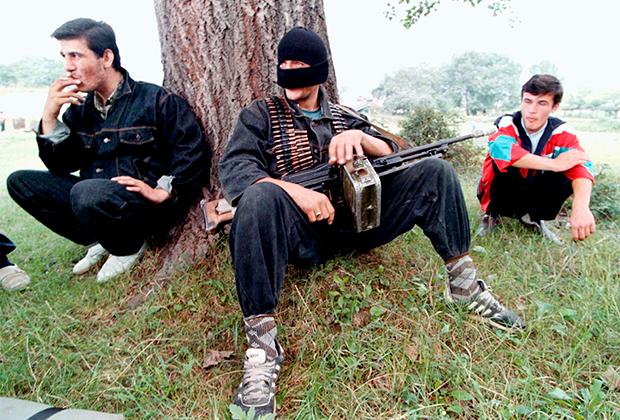 Чеченские сепаратисты