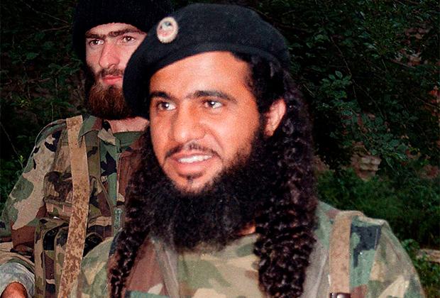 Террорист и полевой командир Амир ибн аль-Хаттаб