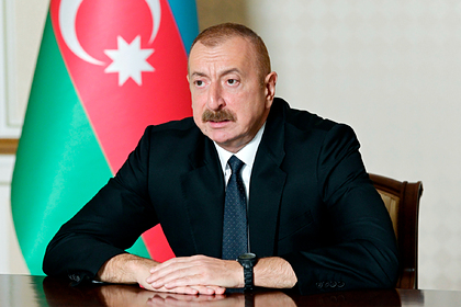 Алиев дал Еревану «последний шанс»