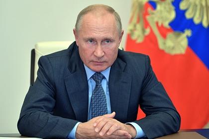 Путин порассуждал о дружбе в большой политике