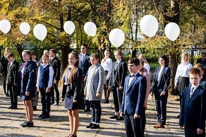 Назван диагноз упавших в обморок на линейке российских школьников