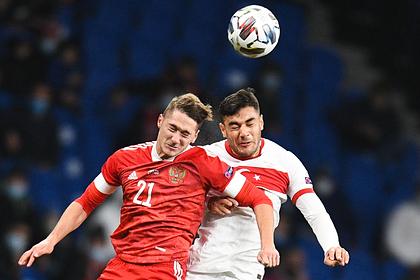 Антон Миранчук (слева)