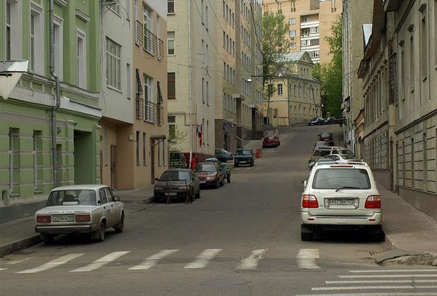 2-й Волконский переулок, Москва