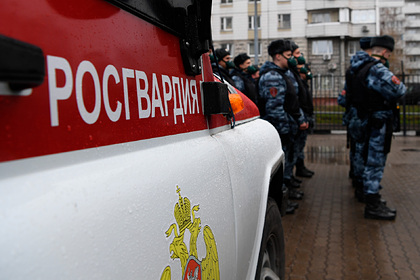 В Росгвардии рассказали об оружии стрелка из Нижегородской области