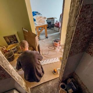 Россияне полюбили ремонтировать квартиры