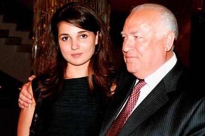 Мария и Виктор Черномырдины