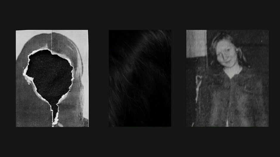 Слева: маньяки закрывают лица жертвам, тем самым деперсонифицируя их, убивая скорее образ, а не конкретного человека <br><br> В центре: темные волосы погибшей Светланы Филюк <br><br> Справа: Наталья Закалова, убита в 2007 году