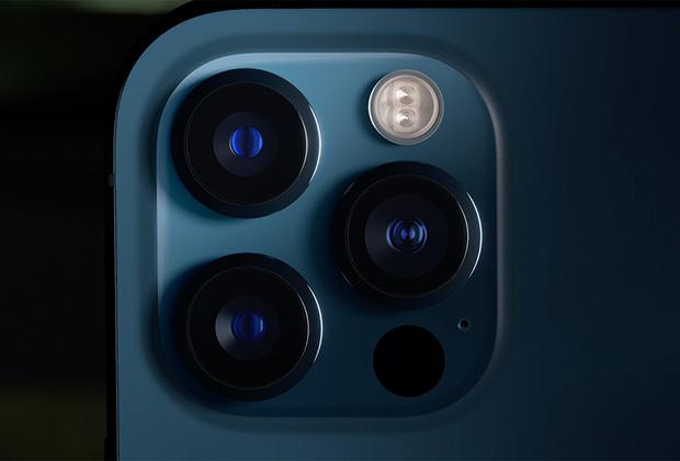 Система камер iPhone 12 Pro