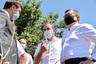Строительство глубоководного выпуска в Геленджике планируется завершить до 2023 года. Министр строительства и ЖКХ Владимир Якушев и глава Кубани Вениамин Кондратьев оценили ход работ.