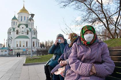 В РПЦ назвали грехом несоблюдение мер против коронавируса