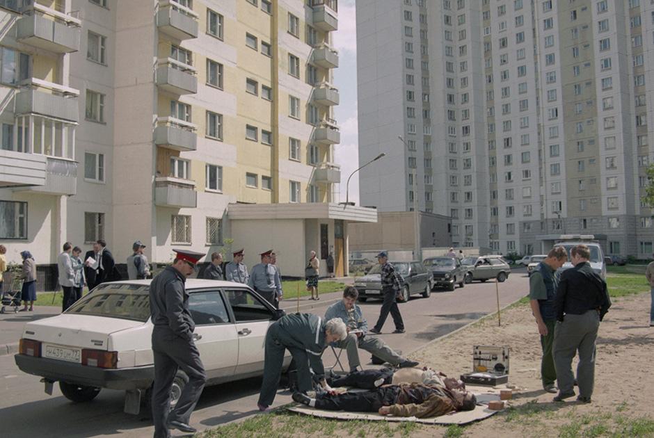Жертвы бандитских разборок в Москве, 30 июня 1998 года