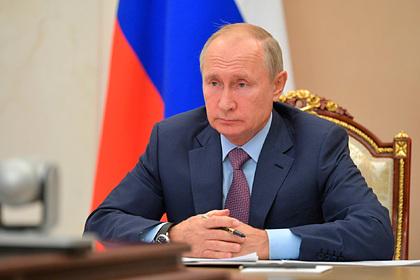 Путин забеспокоился из-за боевиков с Ближнего Востока в Карабахе