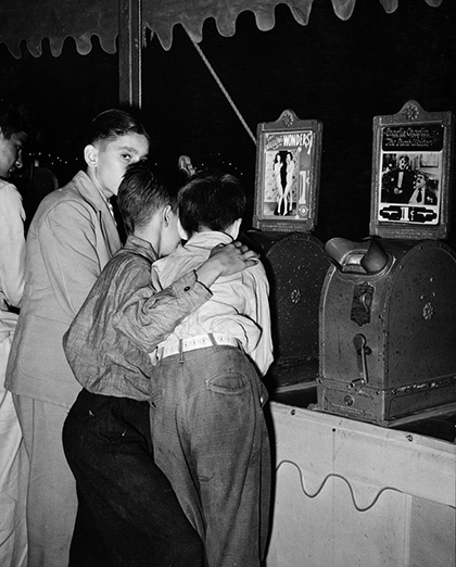 Пип-шоу-автоматы