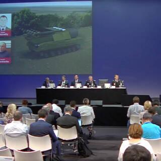 Пресс-конференция совместной следственной группы по делу о крушении Boeing MH17