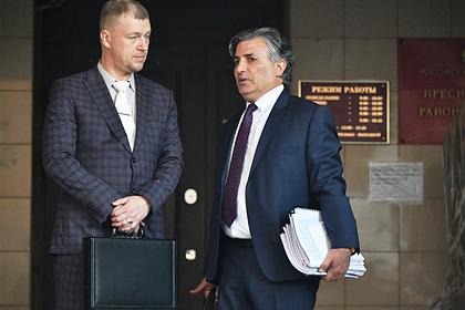 Адвокат потерпевшего поделу Ефремова рассказал одоговоренности сПашаевым