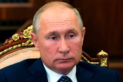 Путин предложил продлить ракетный договор с США без всяких условий
