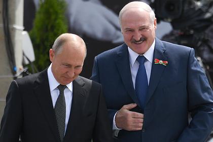Белоруссия получила первую часть кредита от России
