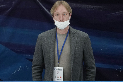 Плющенко рассказал о попытках помириться с Тутберидзе