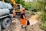 Объявлен конкурс на строительство новой ветки Ейского группового водопровода.  Объект был построен 40 лет назад, срок его эксплуатации уже вдвое превышает нормативы. Модернизировать водопровод поручил глава региона Вениамин Кондратьев.