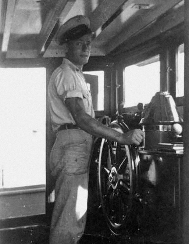 Рубка «Джойиты» в годы Второй мировой войны