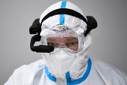Российский регион заявил о нехватке врачей из-за коронавируса