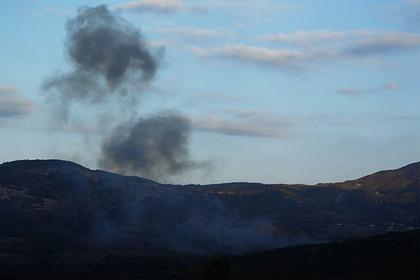 Азербайджан заявил о грубом нарушении перемирия со стороны Армении