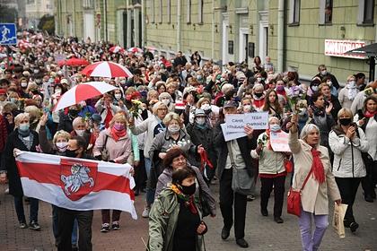 Netflix снимет фильм о протестах в Белоруссии