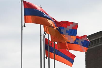 Армения раскрыла условие признания независмости Нагорного Карабаха