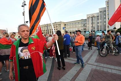 Прокурор Минска объяснил отсутствие задержаний на митингах в поддержку Лукашенко
