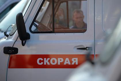 Стало известно о состоянии упавших с эскалатора в ТЦ российских детей