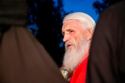 Патриарх Кирилл отлучил схимонаха Сергия от церкви
