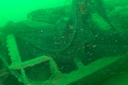 Подлодку из «потерянного флота Гитлера» сняли на видео в Черном море