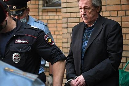 Семья Ефремова отказалась примириться с родственниками погибшего Захарова
