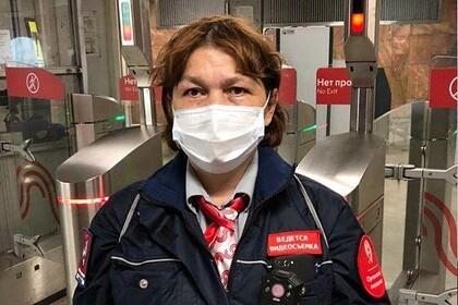 Контролер в московском метро помогла задержать преступника в федеральном розыске