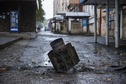 Французский сенатор призвала признать Нагорный Карабах