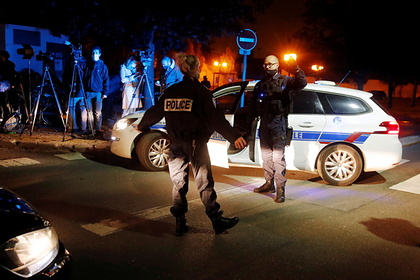 Власти Франции потребовали закрыть мечеть из-за расправы над учителем