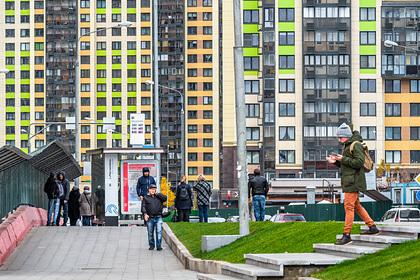 В Москве упали продажи вторичного жилья