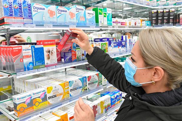 Названы самые необходимые лекарства в период пандемии: Общество: Россия:  Lenta.ru