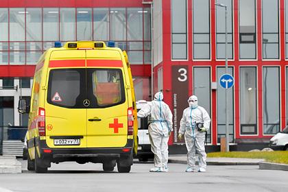 В России выявили 15,7 тысячи новых случаев заражения коронавирусом