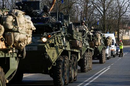 США задумались о переброске войск ближе к границам России