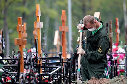 В России зафиксировали рекордное число умерших с COVID-19 с начала пандемии