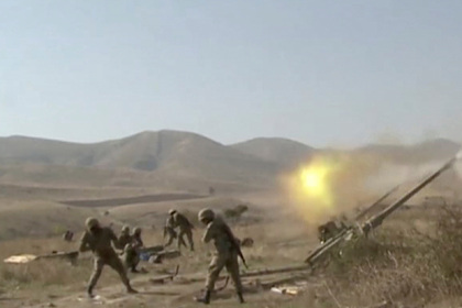 Азербайджан сообщил об уничтожении армянского батальона