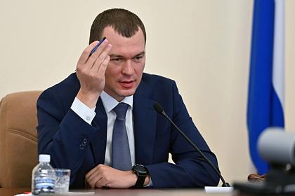 Дегтярев призвал присвоить Комсомольску-на-Амуре почетное звание