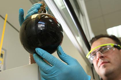 «Роснефть» создала установку для производства синтетической нефти