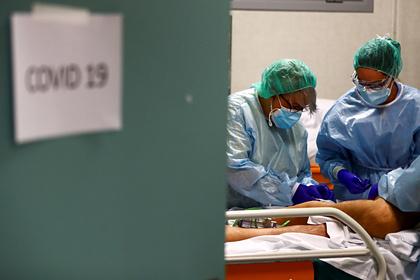 Первая в Европе страна преодолела порог в миллион зараженных коронавирусом0
