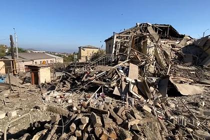 Армения назвала единственный способ завершить конфликт в Карабахе