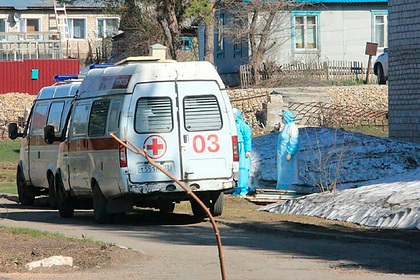 В подвале госпиталя в Барнауле скопились тела умерших пациентов0
