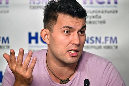 Сын Бари Алибасова прогорел на антисептиках